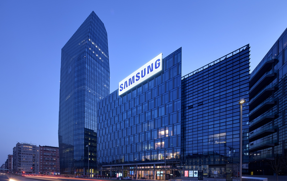 Samsung Electronics Names New Cfo To Manage Its 68