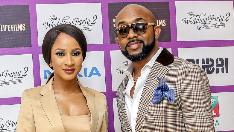 Banky also spoke on how he stalked Adesua.