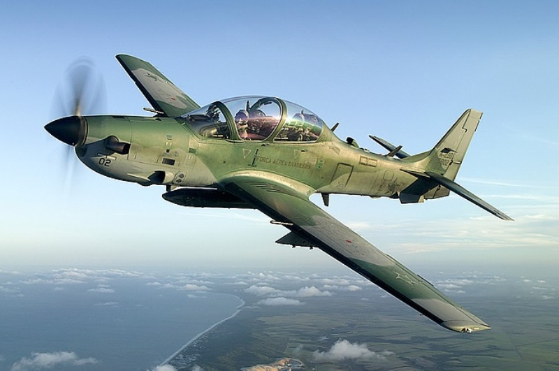 Insecurity: Six Super Tucano fighter jets arrive Nigeria