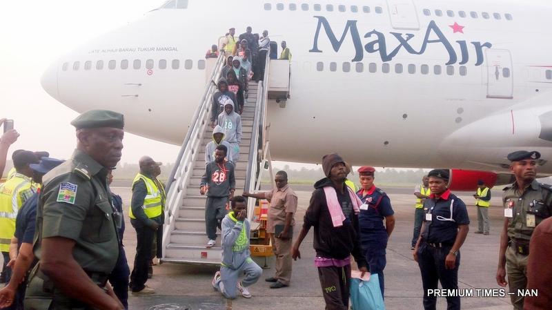 60,000 Nigerians stranded in Libya