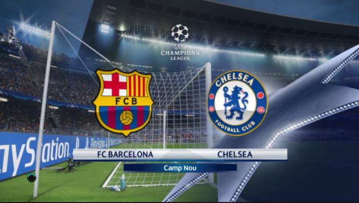 Chelsea Vs Manchester United Vs Fc Barcelona: Champions League (LIVE UPDATES): Barca, Chelsea Fight For
