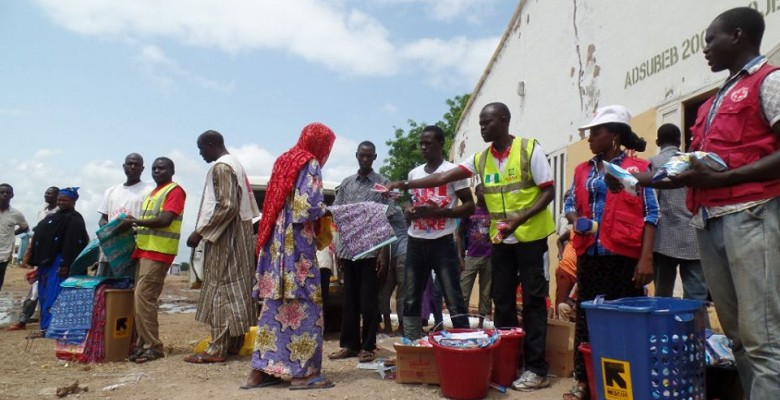 2.8 million displaced persons in North East receive UN livelihood support