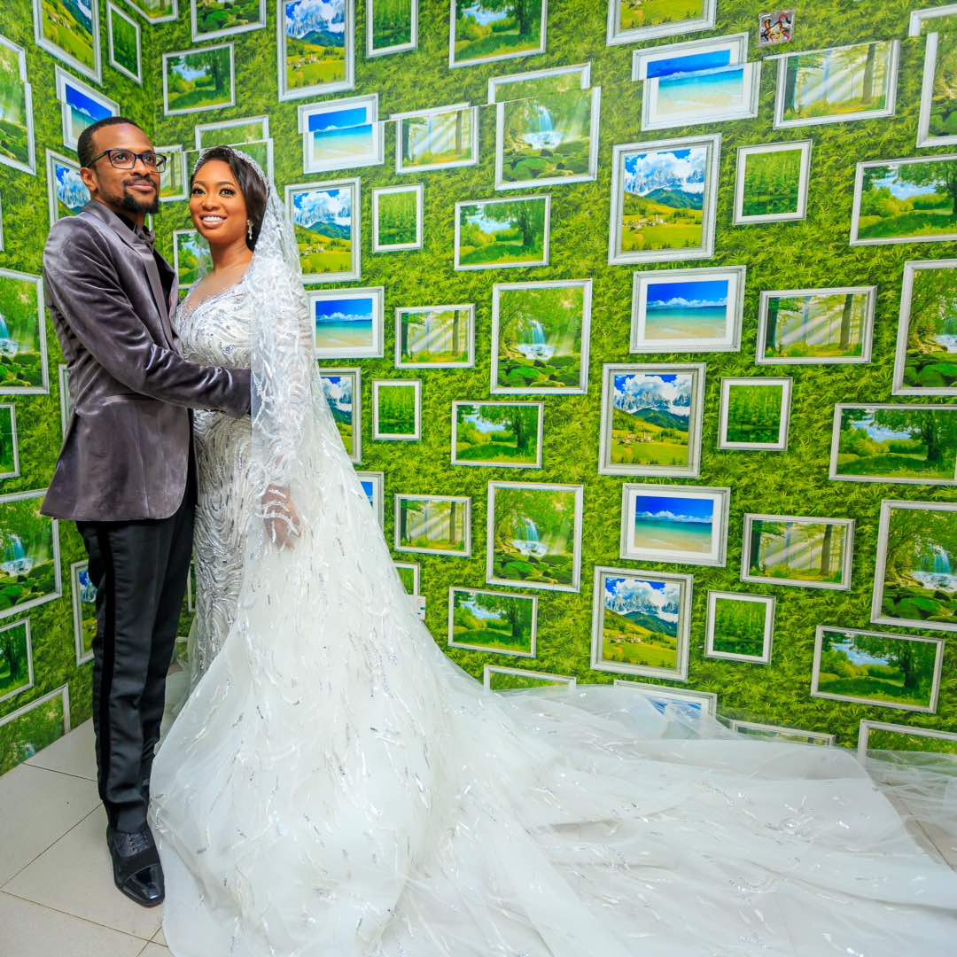 The wedding proper had been held on March 3 in Kano