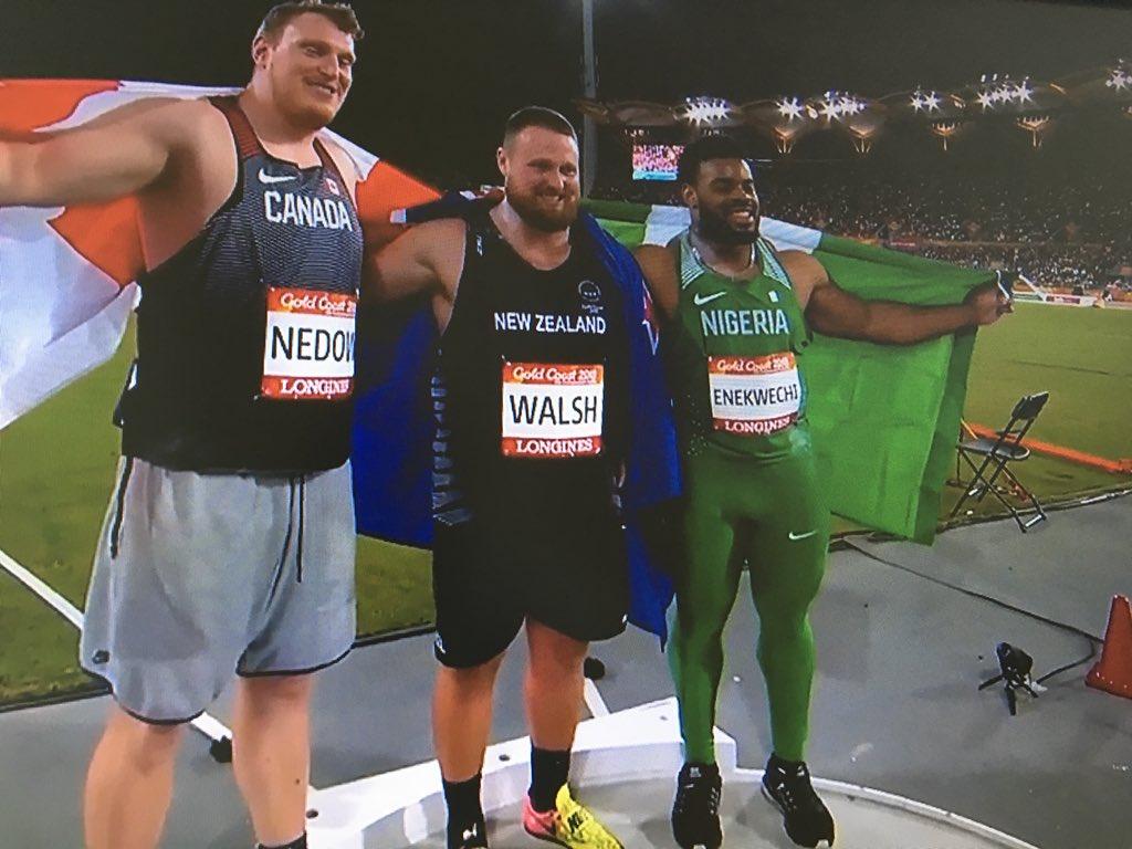 Nigeria wins second medal at Commonwealth Games - Premium ...
