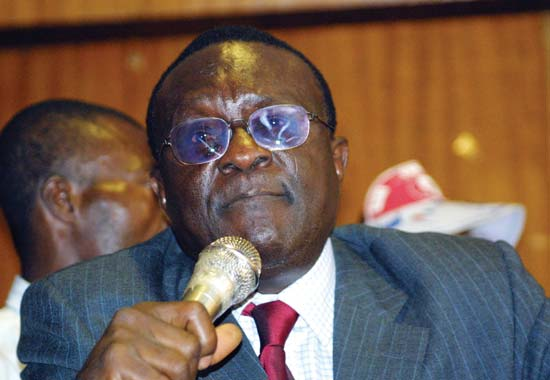 EXCLUSIVE: Why we're accepting Buhari's GCON award to Gani Fawehinmi —  Family
