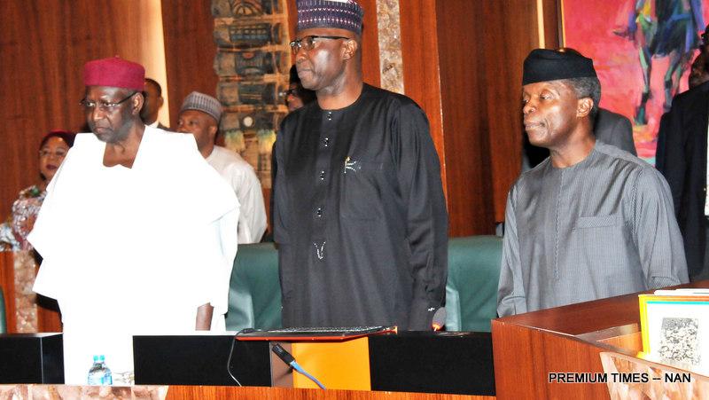Umrah Banner: Osinbajo Presides Over FEC As Information Ministry
