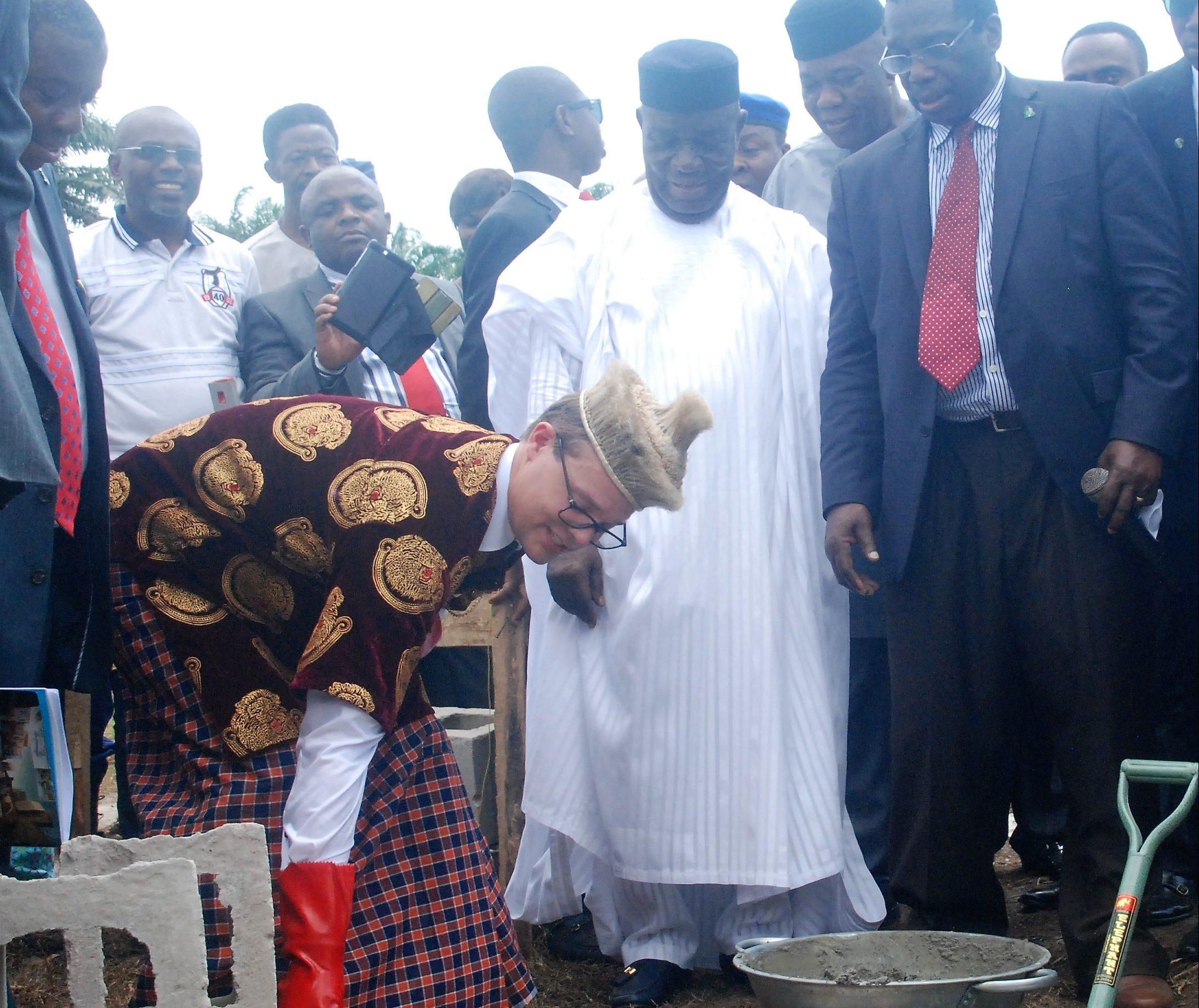 While N41bn Akwa Ibom 'World Class' Hospital Rots, Udom