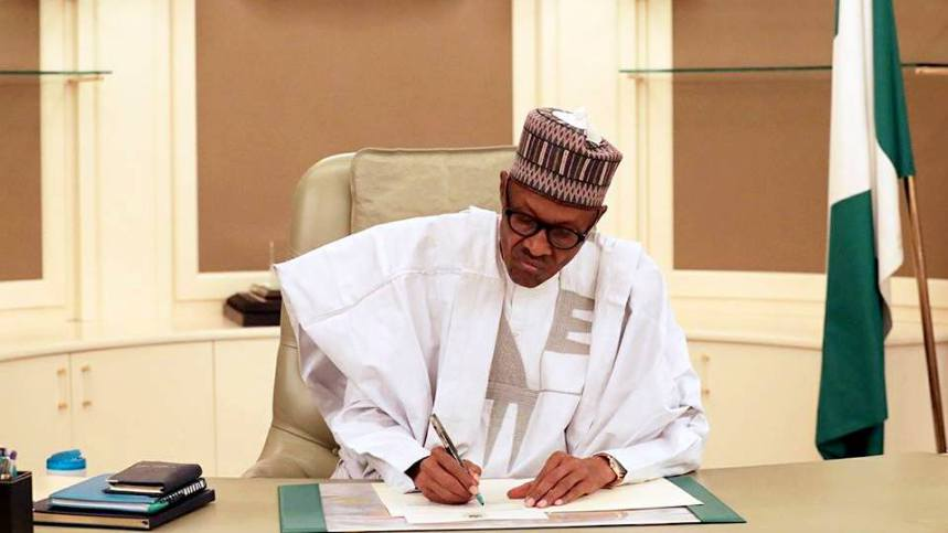 A Nigerian can no longer take the oath of office of president or governor more than twice under any condition.