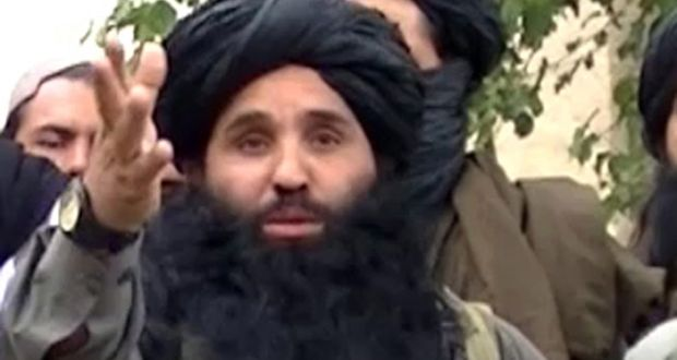 The group confirms the death of Fazlullah.