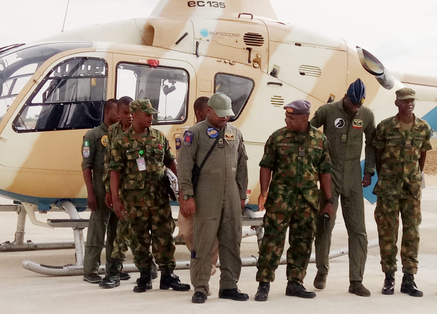 NAF investigating killing of two in Sokoto – Official
