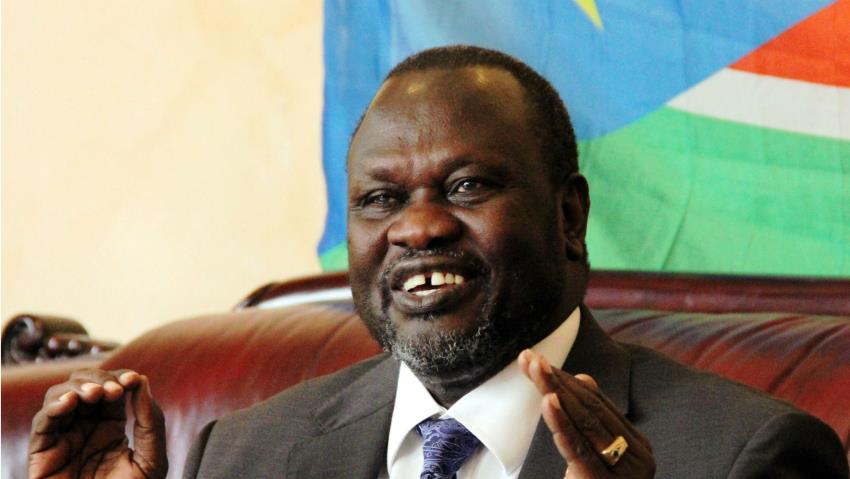 An Ethiopian Government official also confirmed Machar's arrival and said he would meet Ethiopia's Prime Minister, Abiy Ahmed, before his talks with Kiir.