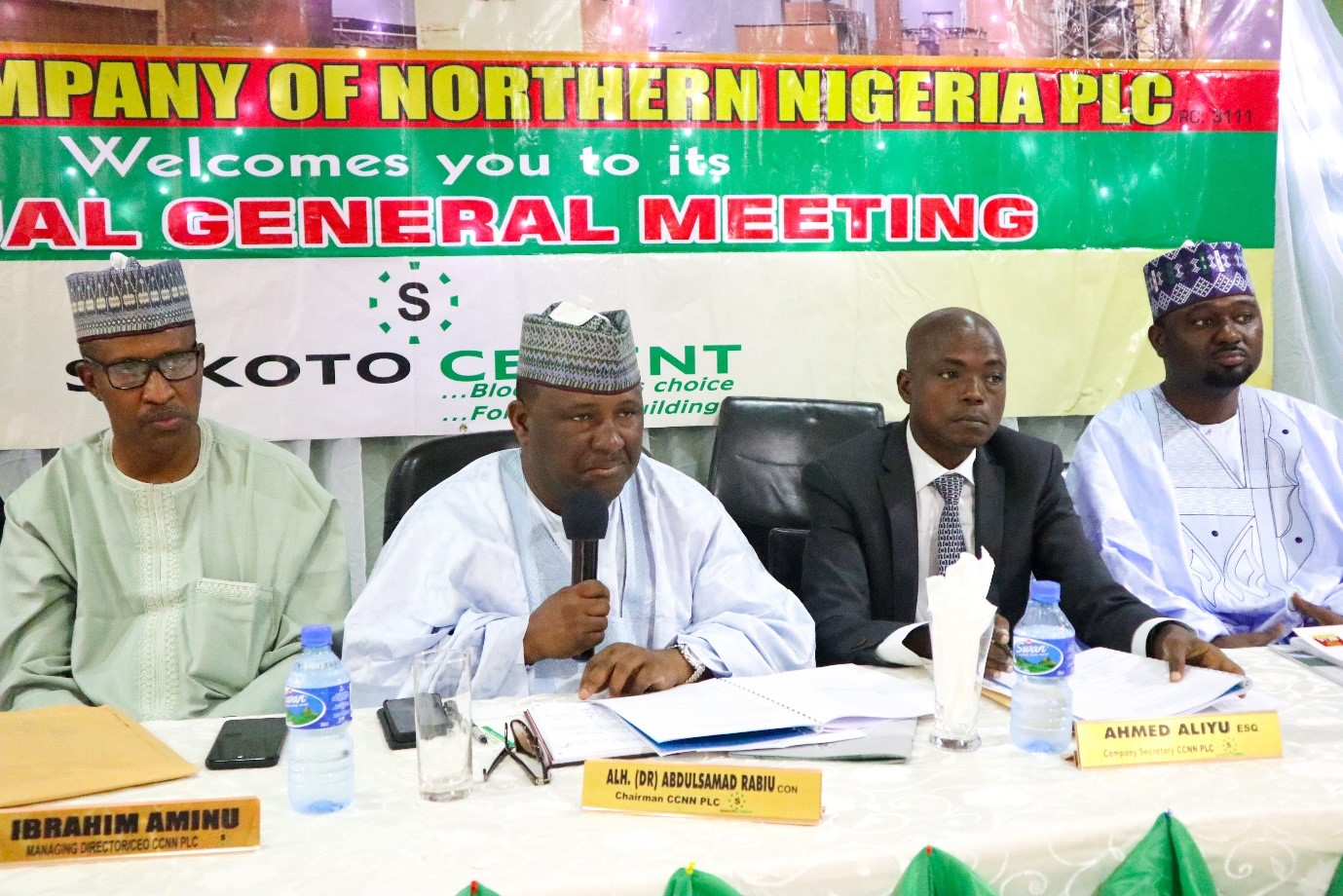 Cement Company Of Northern Nigeria : Sokoto cement nets n bn profit after tax in