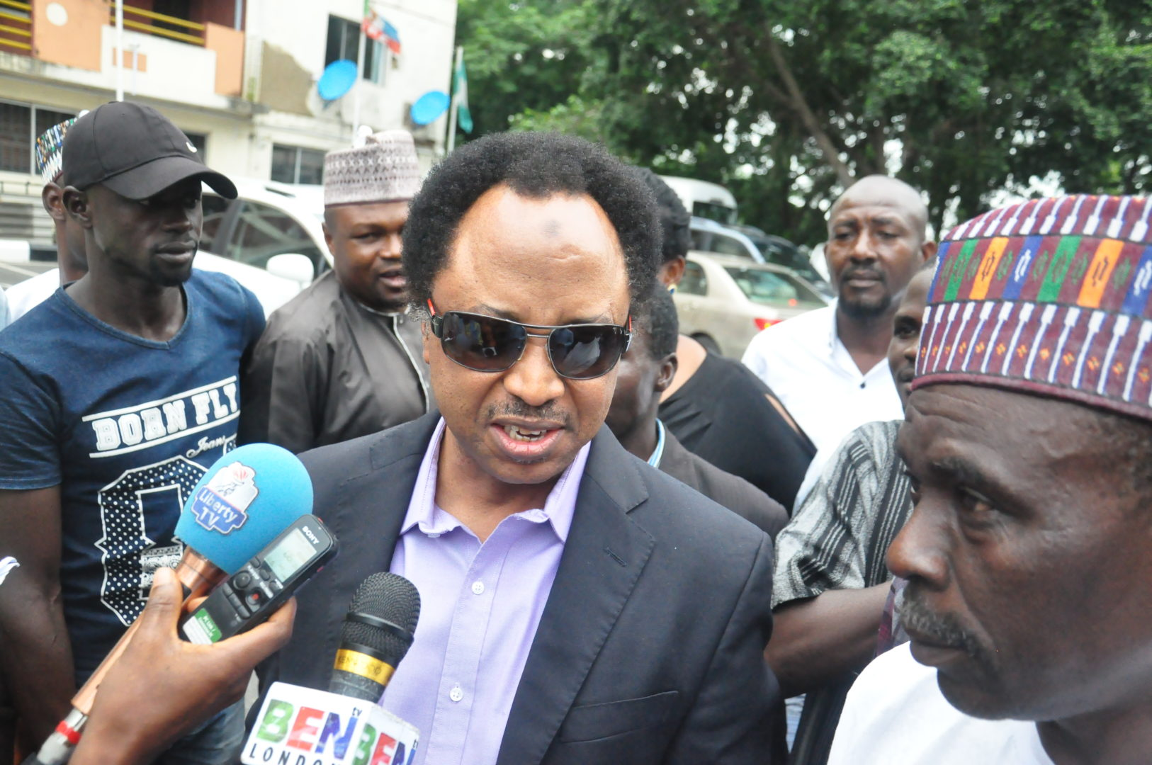 INTERVIEW: APC is finished if Buhari loses election – Shehu Sani