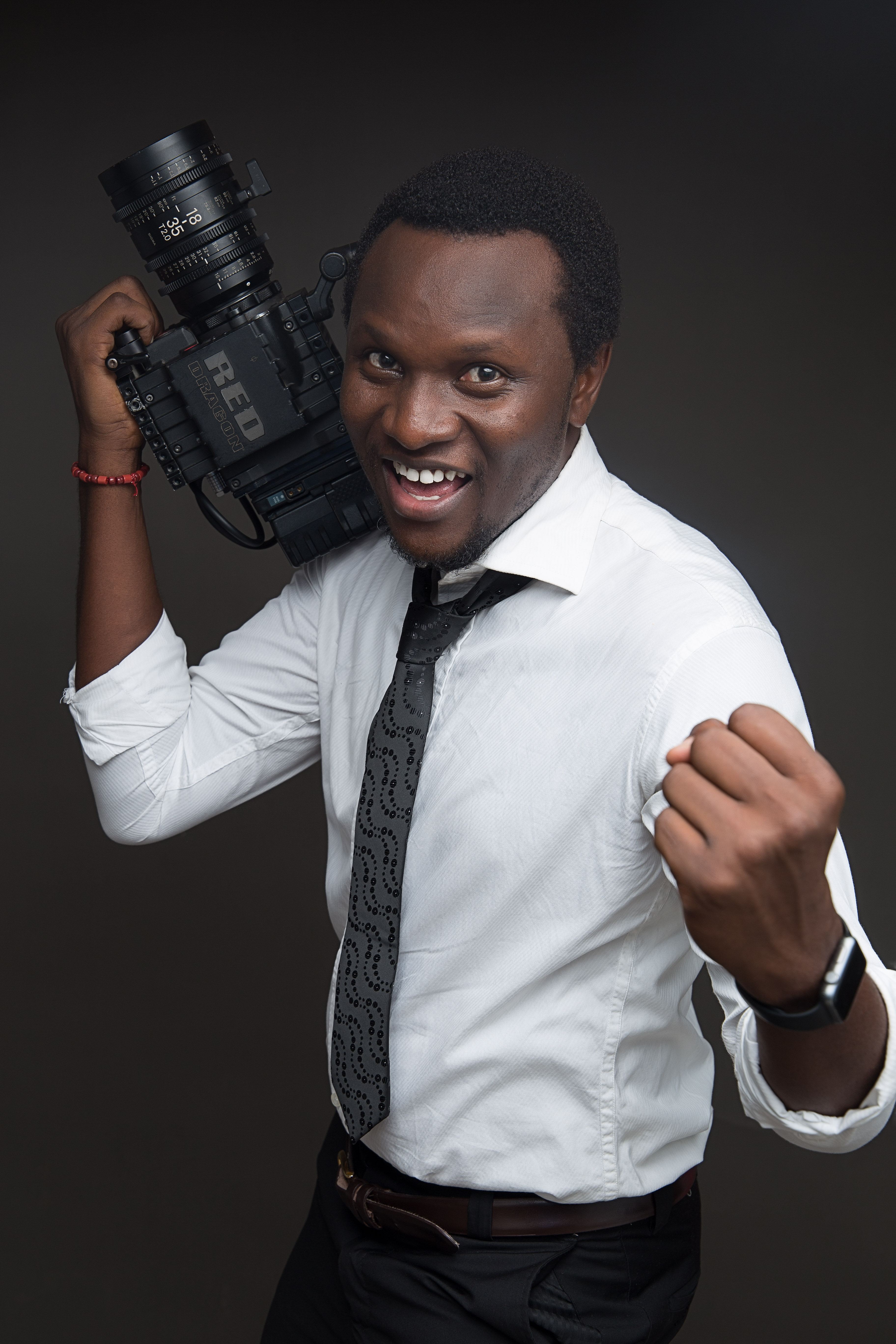 What it takes to make a  Nigerian film — Nollywood director, Charles Uwagbai