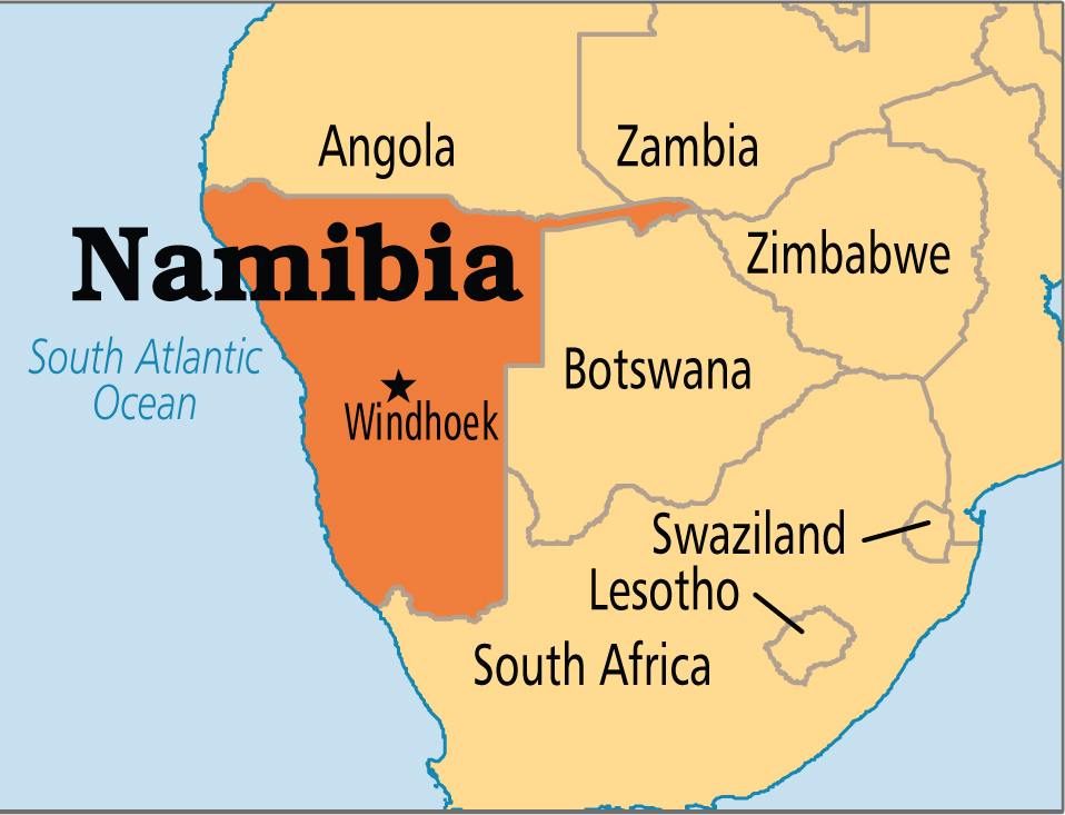 Namibia to exit recession this year