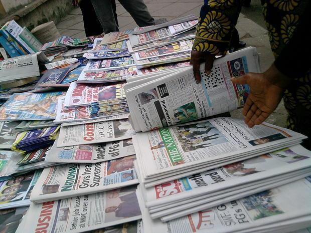 Online media have taken away our jobs – Newspaper vendors