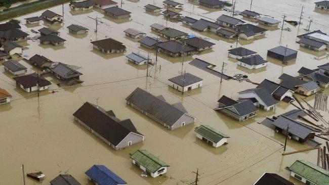 Floods in Japan leave 134 dead, 88 missing - Premium Times ...