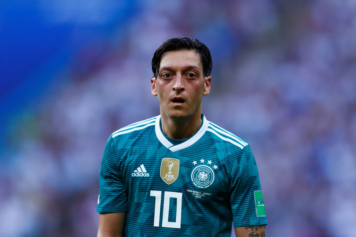 Mesut Ozil: Why racism will persist