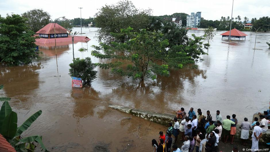 India rejects foreign aid for flood-ravaged state