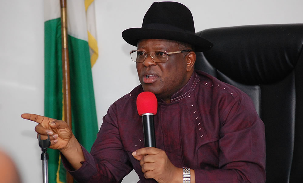 Umahi continues sacking spree in Ebonyi, sacks tertiary institution's boards