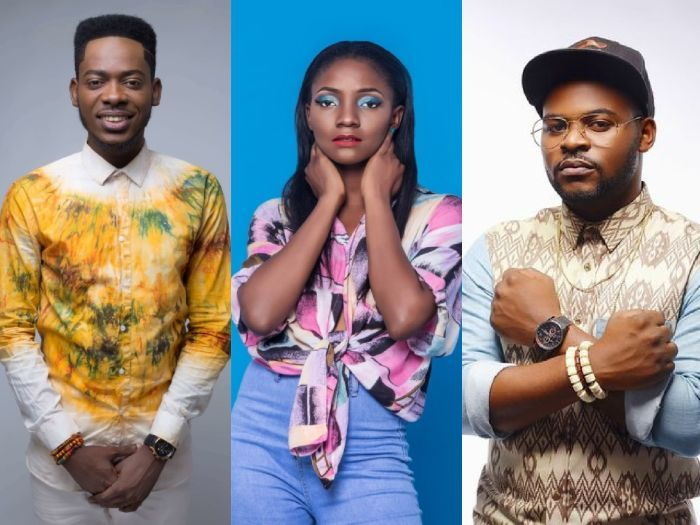 Nigerian musicians, Falz, Simi, Adekunle Gold and Mayokun, are billed to perform at NickFest, which holds at the Federal Palace Hotel, Lagos on September 29 and 30.
