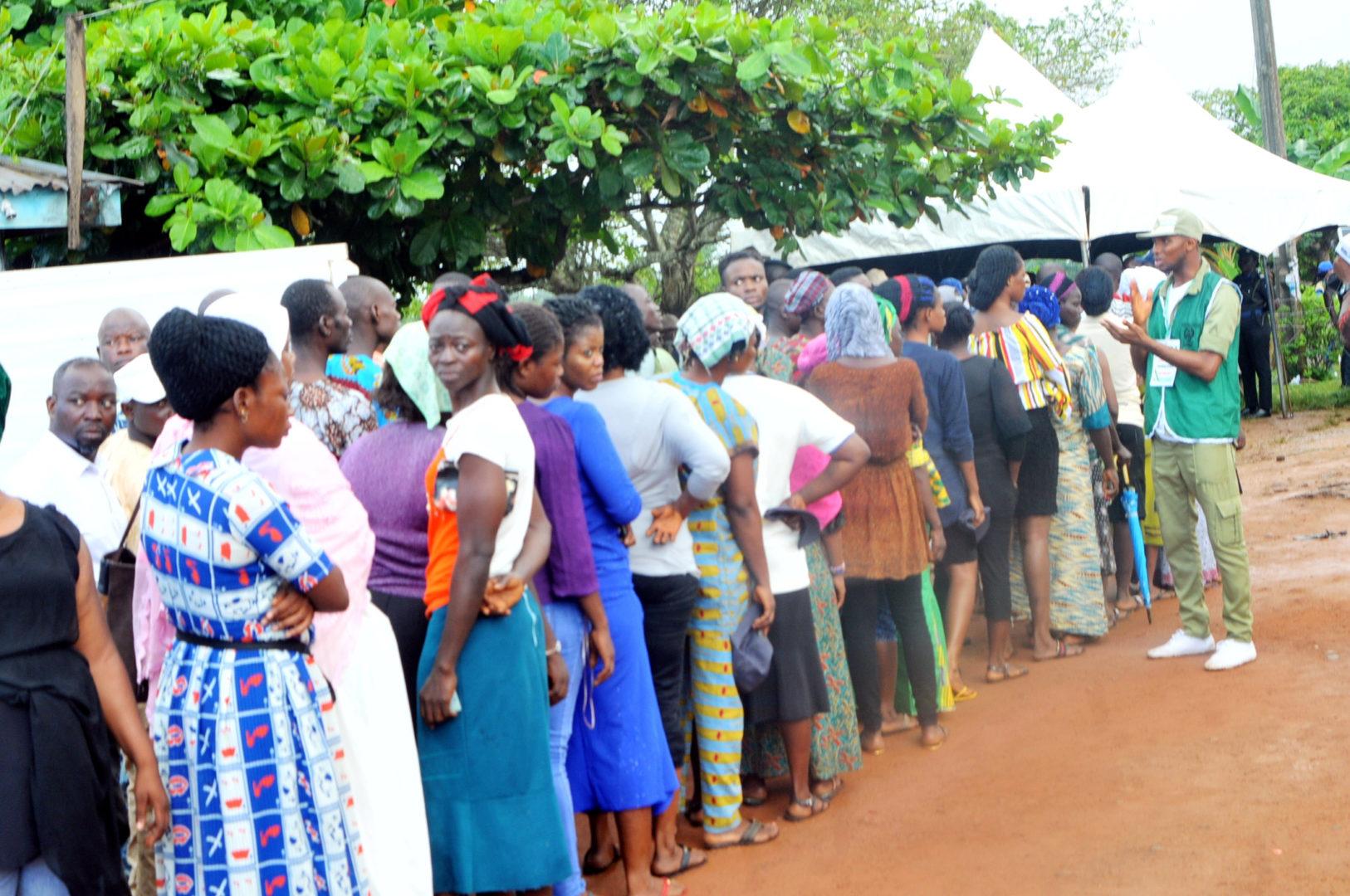 Election: All voting materials arrive political wards – Katsina REC