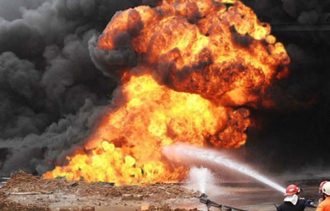 Boko Haram: Multiple blasts rock Maiduguri, deadly attack in Geidam as  Nigerian elections begin