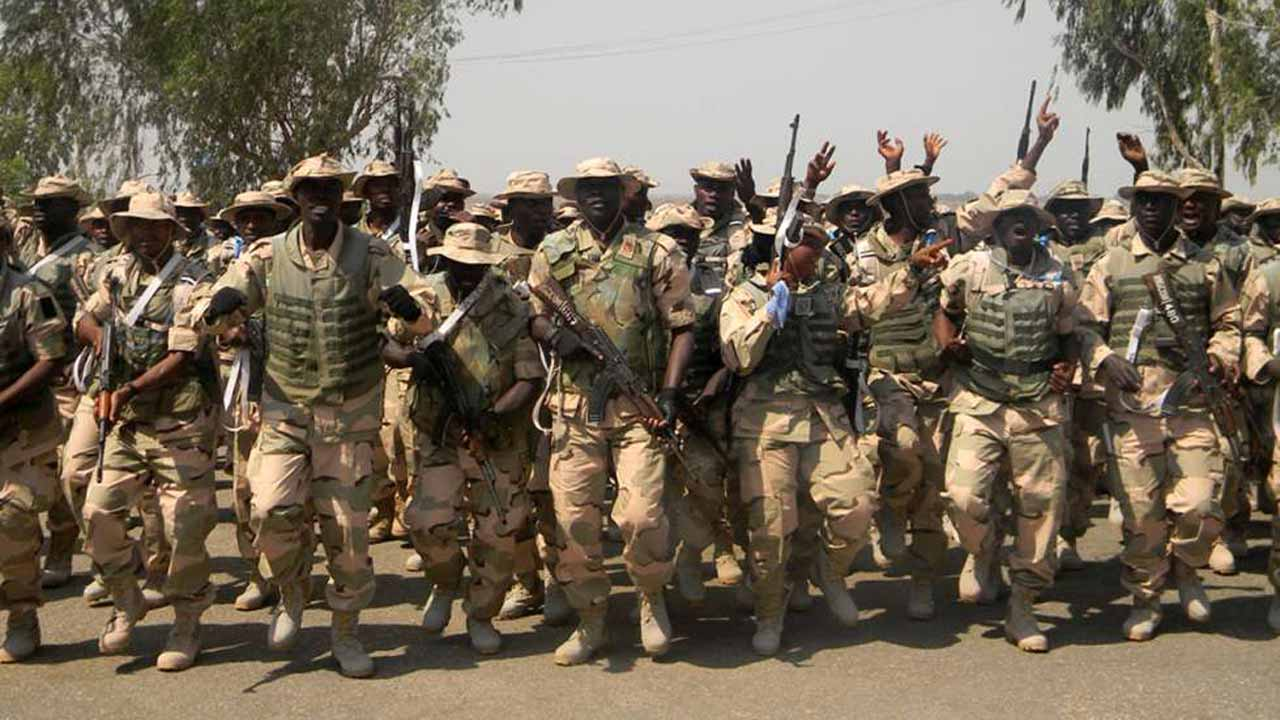 Nigerian Army confirms death of Colonel, Captain, three soldiers