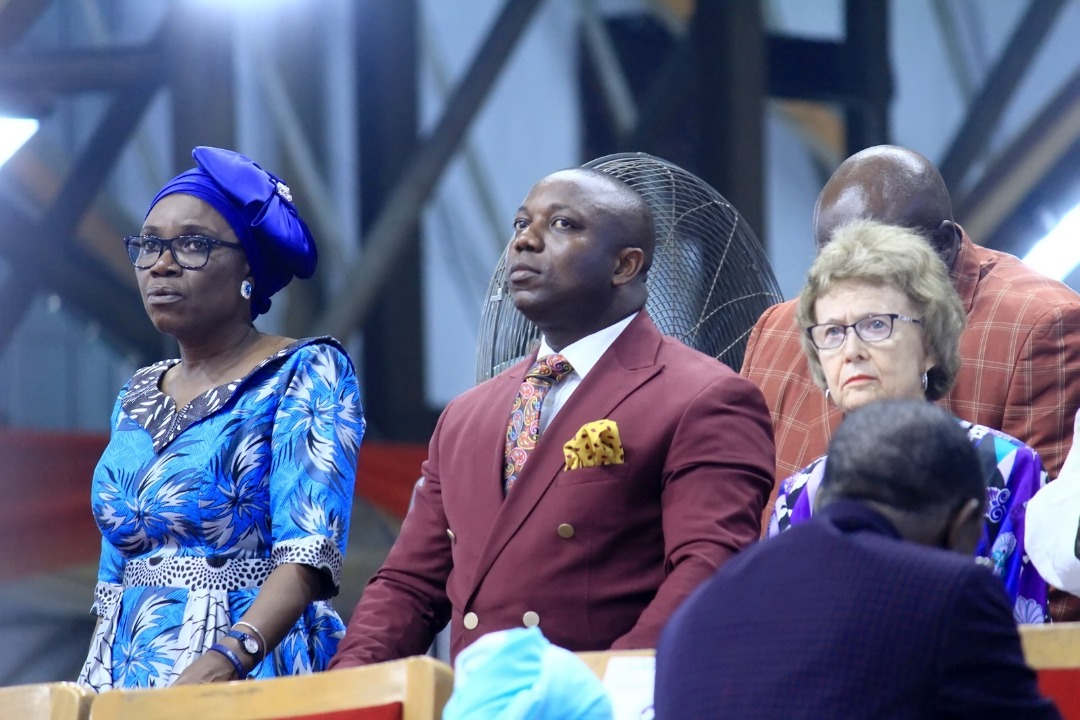 RCCG Convention (Day 3): What I do to my attackers - Pastor Adeboye