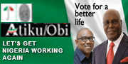 Atiku-PDP advert