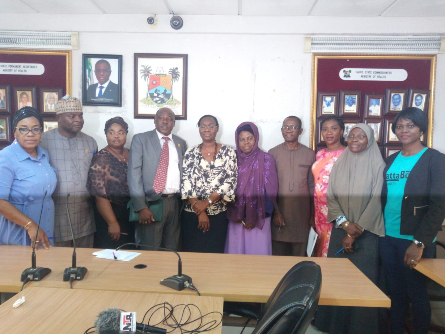 Lagos govt's low allocation to health, a challenge to maternal, child well-being – Group - Premium Times
