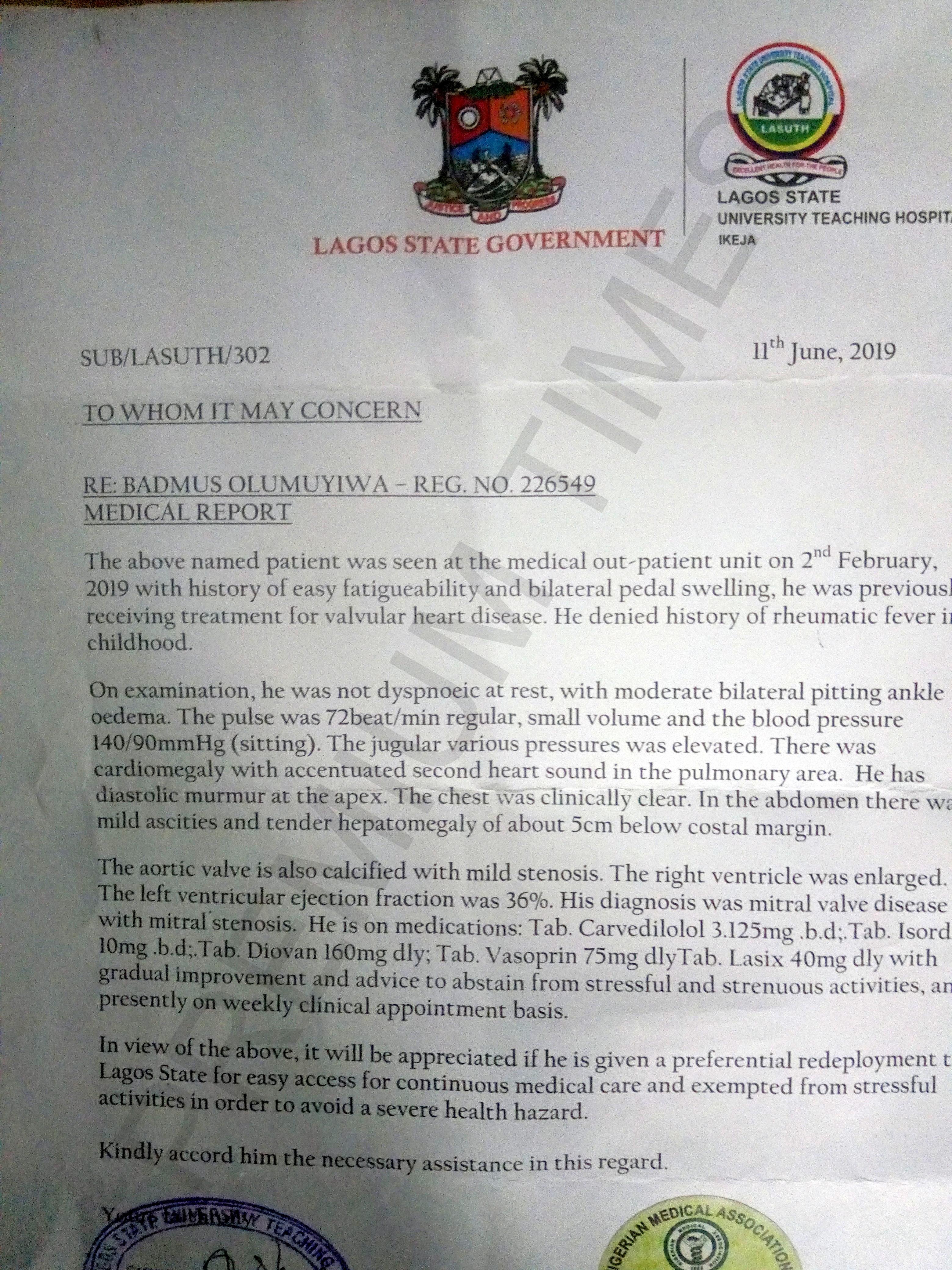 INVESTIGATION: Inside Nigeria's haven of fake medical