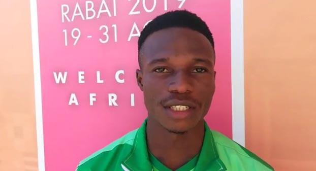 VIDEO: How I feel after winning gold medals for Nigeria - Emmanuel Apah