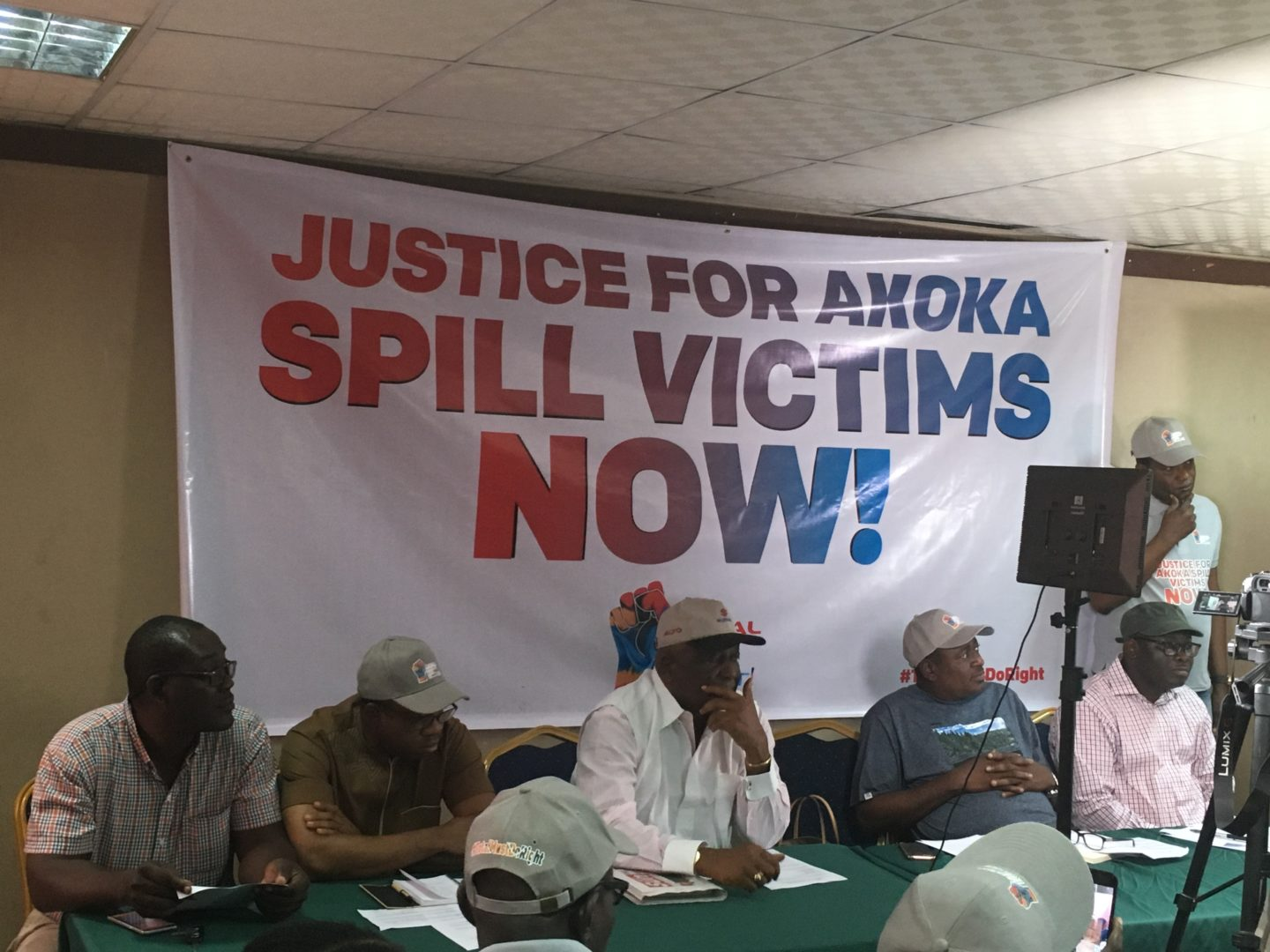 Akoka residents petition National Assembly over water pollution by Total - Premium Times