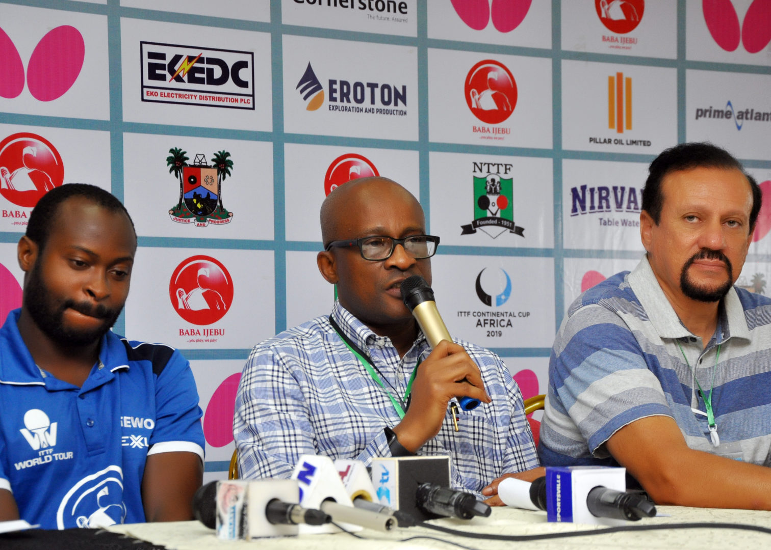 Nigeria setting the pace in table tennis - NTTF President - Premium Times