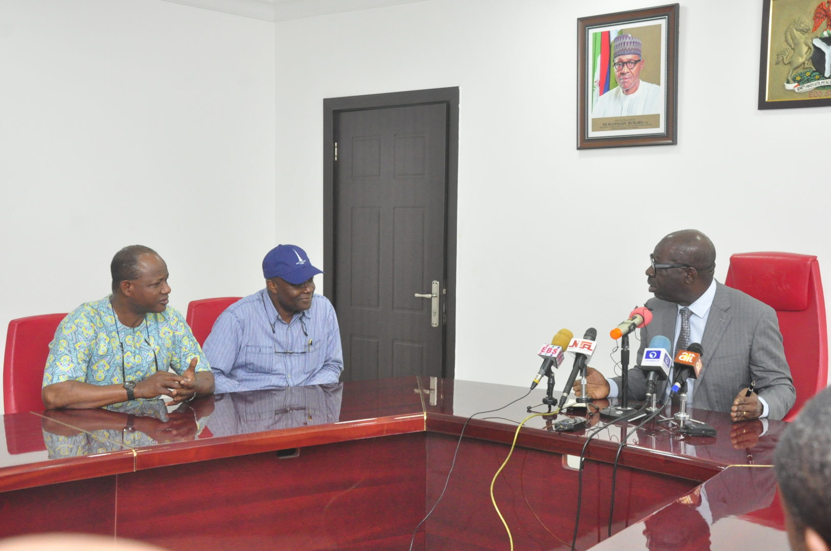NDDC used N20bn to execute substandard projects in Edo – Obaseki - Premium Times