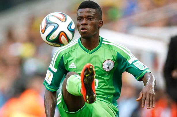 PROFILE: Ramon Azeez, former Nigerian youth captain, returns to ...