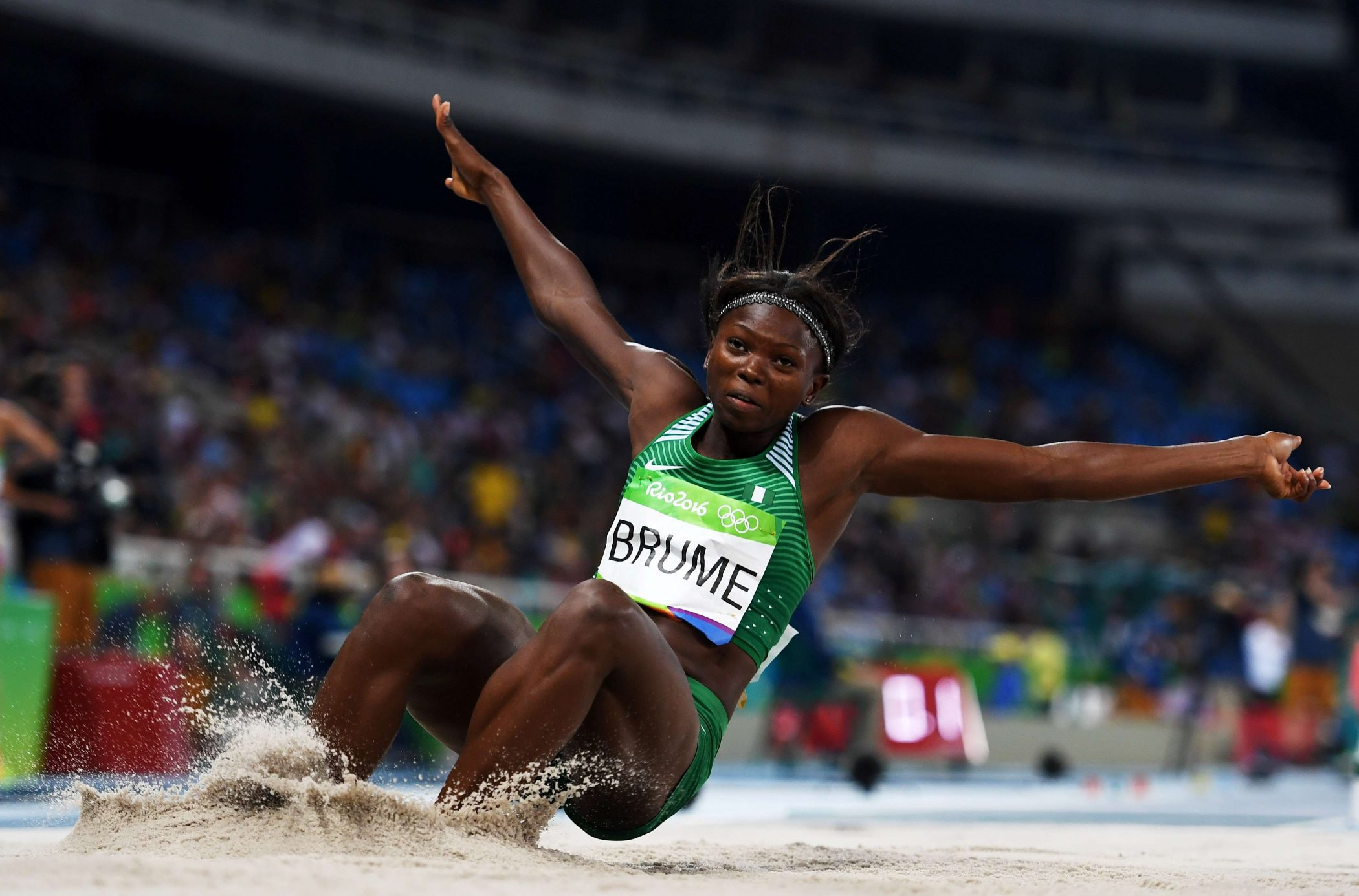 Tokyo Olympics: Ese Brume qualifies for Long Jump final