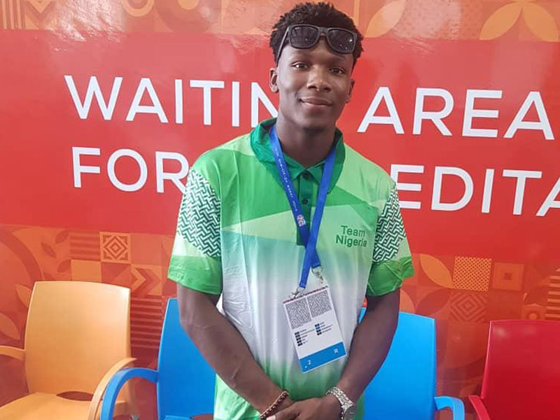 INTERVIEW: How I became Nigeria's most successful Gymnast - Uche Eke