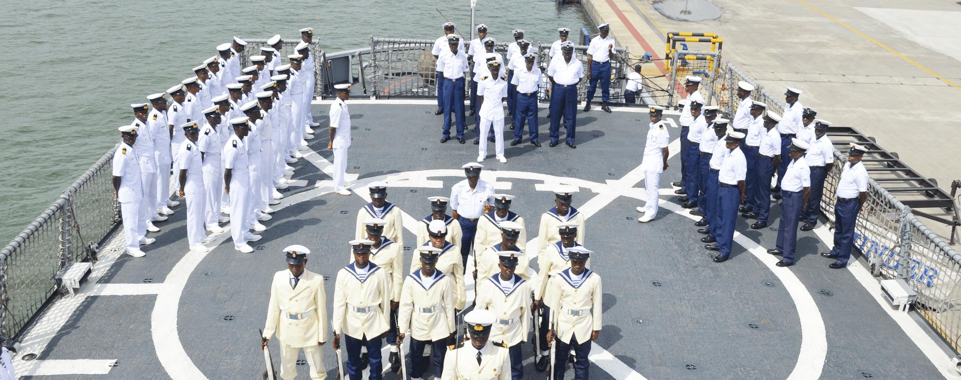 Nigeria Navy University Recruitment