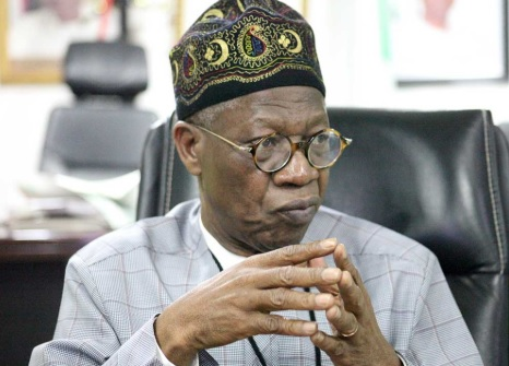 Lai Mohammed falsely claims social media bill doesn't exist, sparking fury