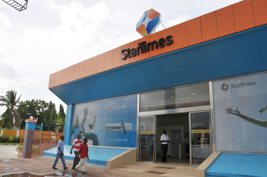 Despite lockdown, Chinese firm StarTimes reopens Abuja offices