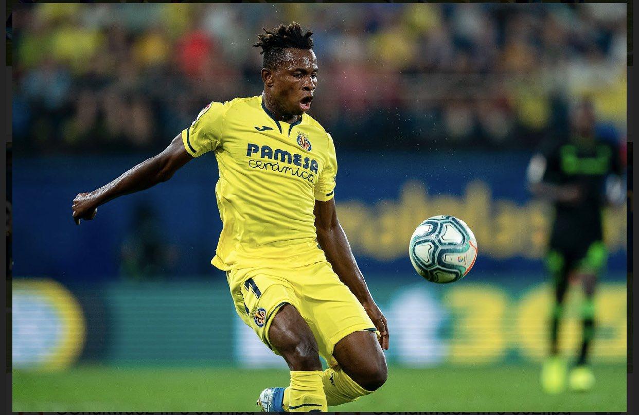 Samuel Chukwueze sets new record with Villarreal