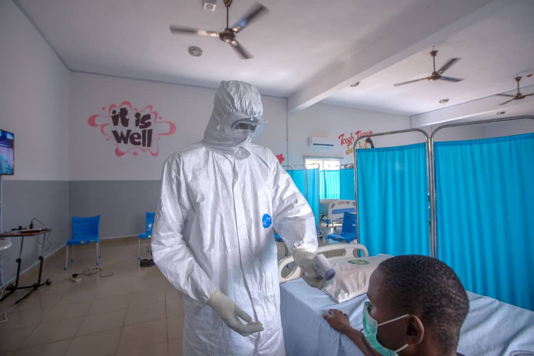 Nigeria records 1 death, 143 new cases on Monday