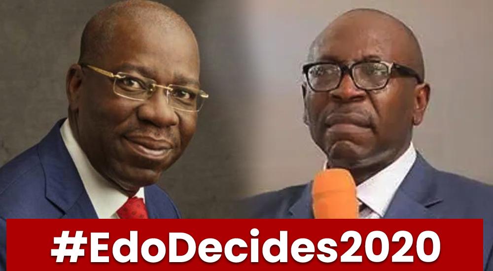 premiumtimesng.com - Cletus Ukpong - ANALYSIS: How Tinubu 'propelled' Obaseki to victory against Oshiomhole, APC