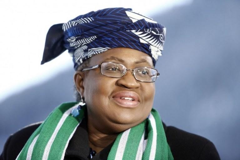Ngozi Okonjo Iweala.