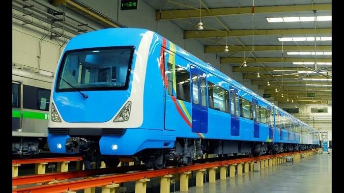 Lagos blue, red rail lines 'ready December 2022' | Premium Times Nigeria