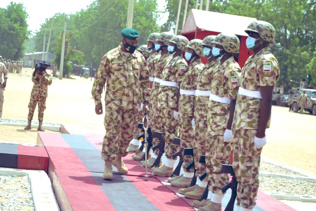 Be wary of propaganda against Nigerian Army — Official