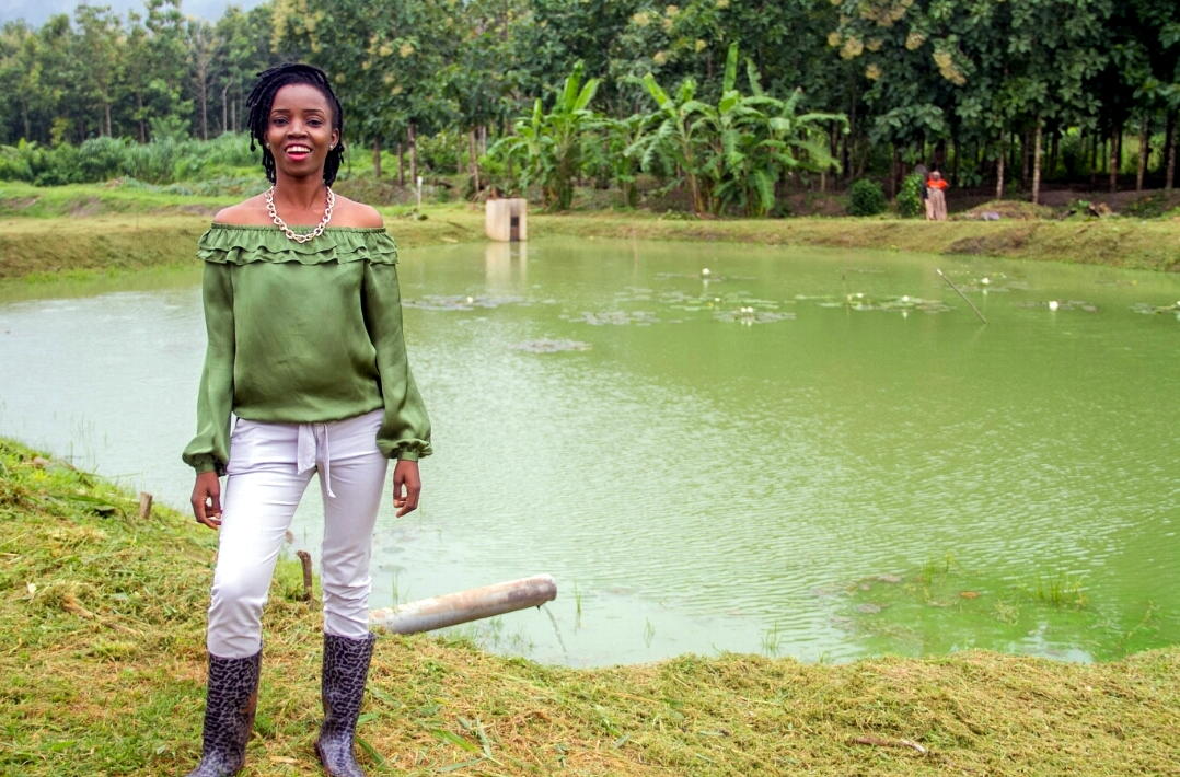 premiumtimesng.com - Oge Udegbunam - Women in Agriculture: 'Nigerian govt should discard idea of fertilizer supply being farmers' biggest problem