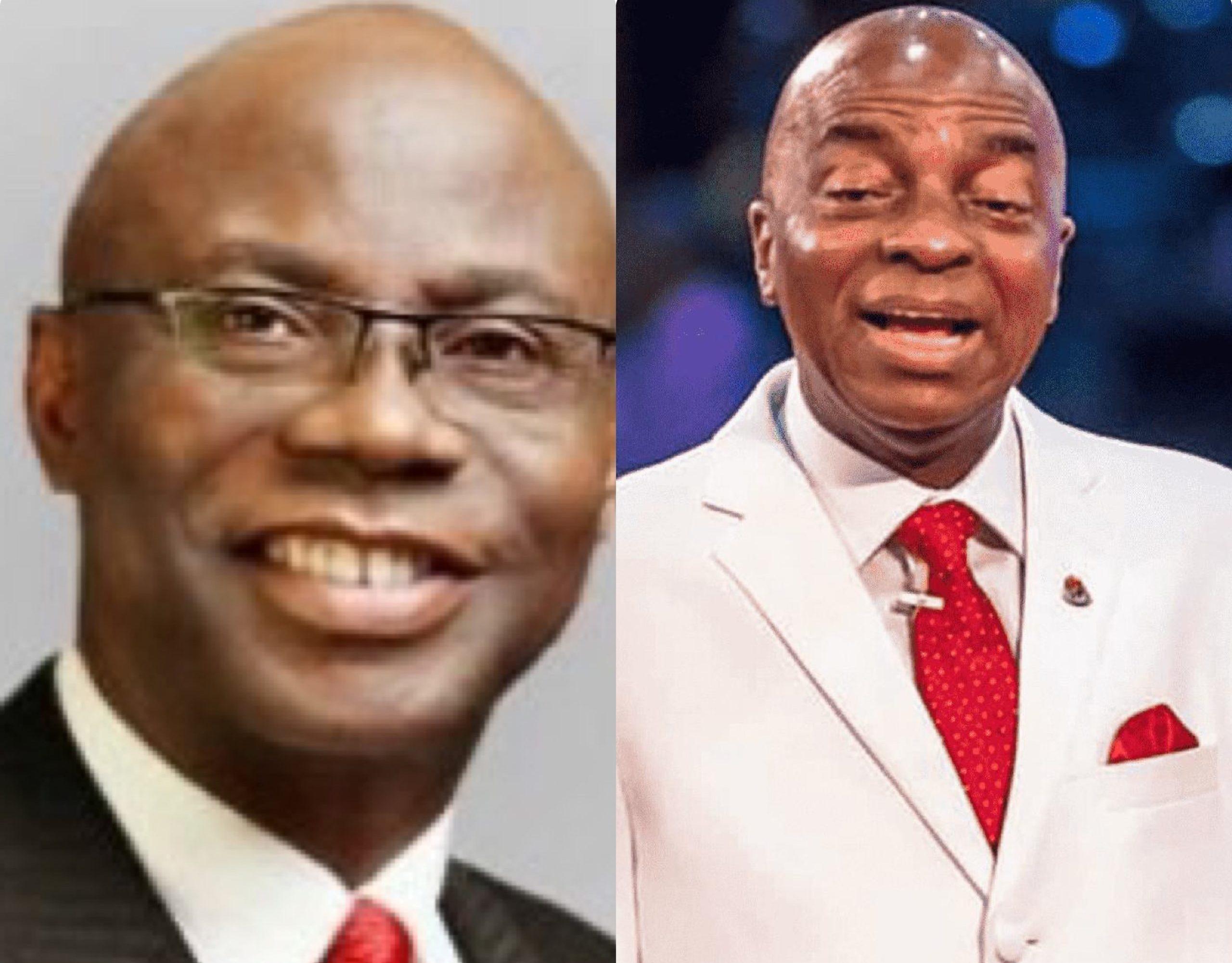 Tunde Bakare and David Oyedepo